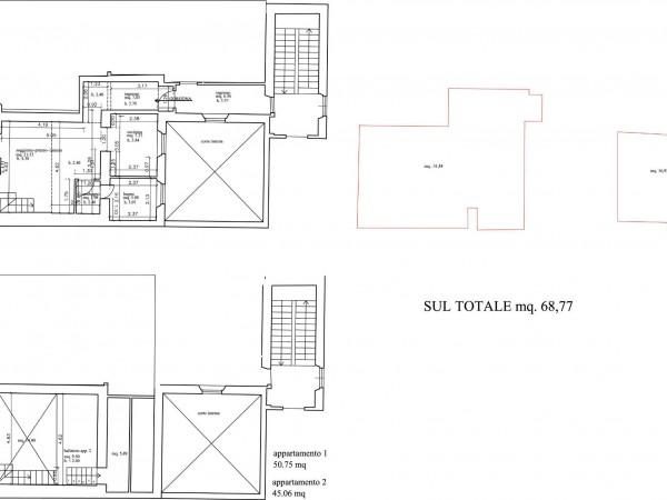 Appartamento in vendita a Livorno, Arredato, 68 mq - Foto 2