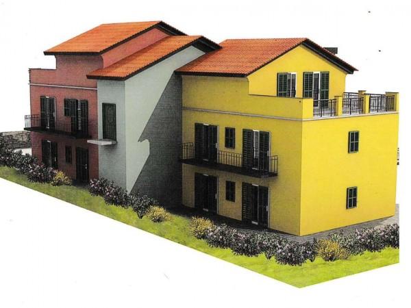 Appartamento in vendita a Chiavari, Sanpierdicanne, 91 mq