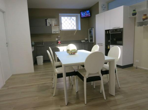 Appartamento in vendita a Pradamano, Arredato, con giardino, 250 mq - Foto 20