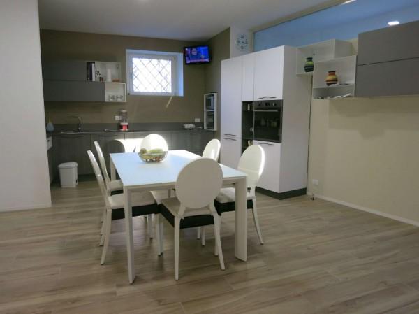 Appartamento in vendita a Pradamano, Arredato, con giardino, 250 mq