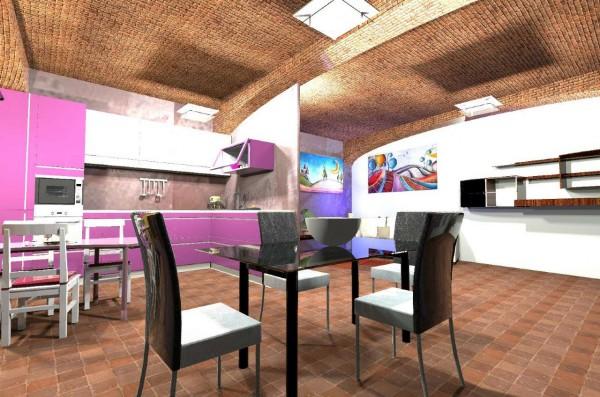Appartamento in vendita a Candiolo, Centro, Con giardino, 100 mq - Foto 5