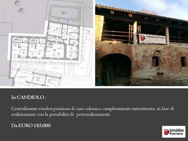 Appartamento in vendita a Candiolo, Centro, Con giardino, 100 mq - Foto 11