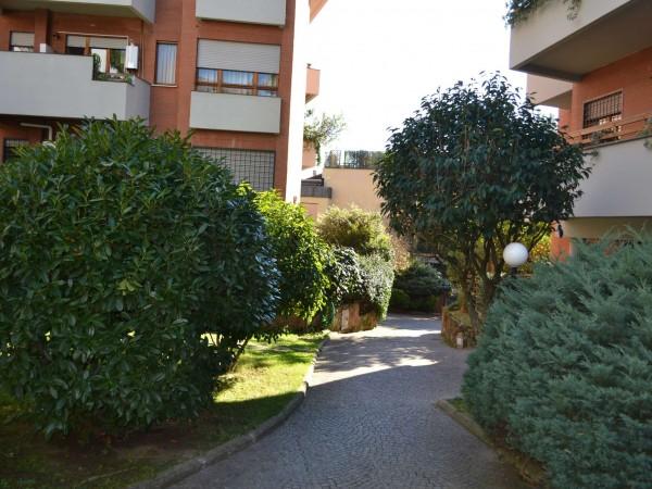 Appartamento in vendita a Roma, Cortina D'ampezzo, Con giardino, 175 mq - Foto 2