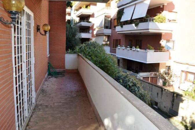 Appartamento in vendita a Roma, Cortina D'ampezzo, Con giardino, 175 mq - Foto 10