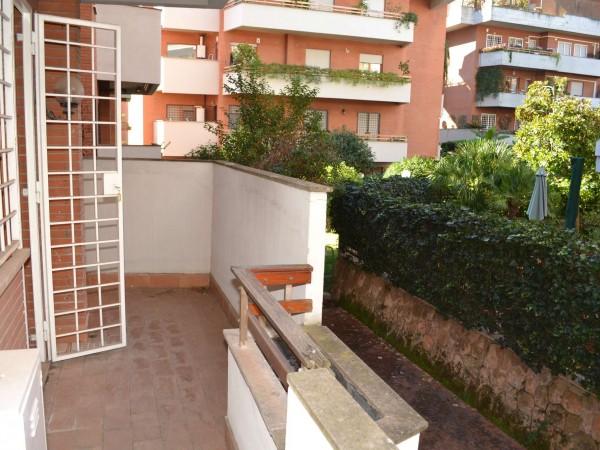 Appartamento in vendita a Roma, Cortina D'ampezzo, Con giardino, 175 mq - Foto 3