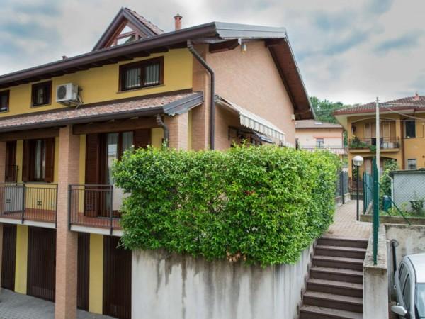 Appartamento in vendita a Cittiglio, Centro, Con giardino, 70 mq - Foto 16