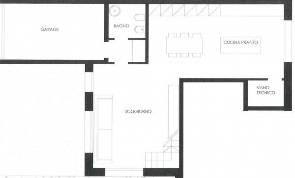 Villa in vendita a Cesena, San Vittore, 170 mq - Foto 3
