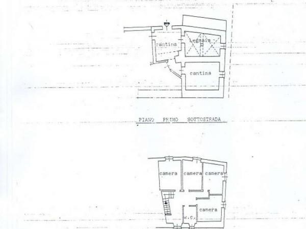 Casa indipendente in vendita a Carro, Ziona, Con giardino, 130 mq