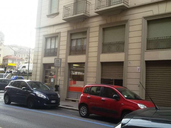 Locale Commerciale  in affitto a Torino, 40 mq