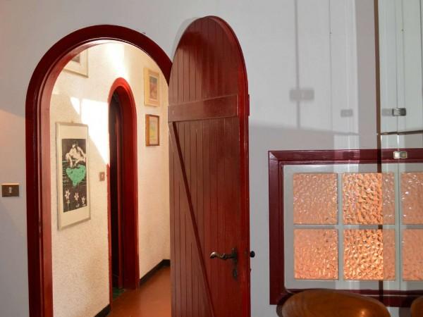 Villa in vendita a Avegno, Salto, Con giardino, 205 mq - Foto 22