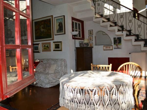 Villa in vendita a Avegno, Salto, Con giardino, 205 mq - Foto 31
