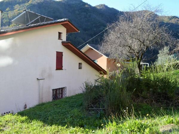 Villa in vendita a Avegno, Salto, Con giardino, 205 mq - Foto 45