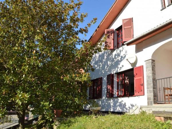 Villa in vendita a Avegno, Salto, Con giardino, 205 mq - Foto 48