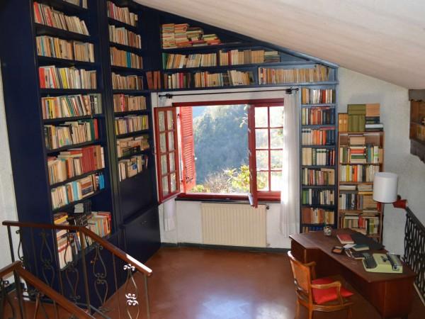 Villa in vendita a Avegno, Salto, Con giardino, 205 mq - Foto 17