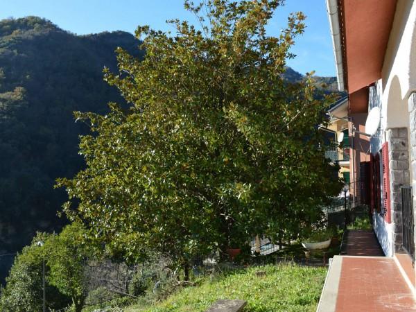 Villa in vendita a Avegno, Salto, Con giardino, 205 mq - Foto 38