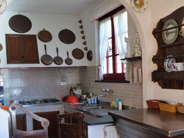 Villa in vendita a Avegno, Salto, Con giardino, 205 mq - Foto 26