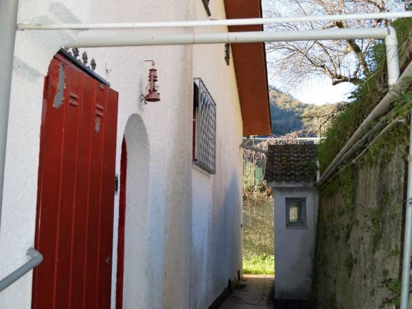Villa in vendita a Avegno, Salto, Con giardino, 205 mq - Foto 44