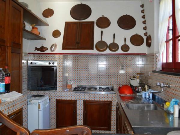 Villa in vendita a Avegno, Salto, Con giardino, 205 mq - Foto 28
