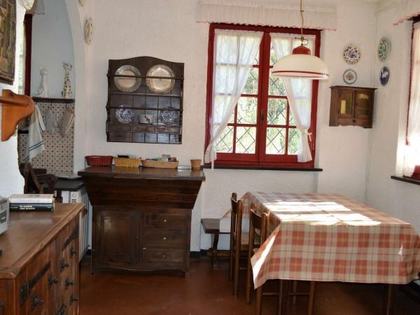 Villa in vendita a Avegno, Salto, Con giardino, 205 mq - Foto 29