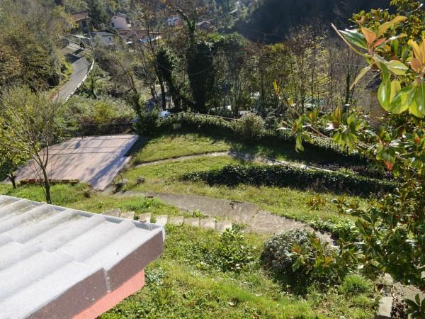 Villa in vendita a Avegno, Salto, Con giardino, 205 mq - Foto 43