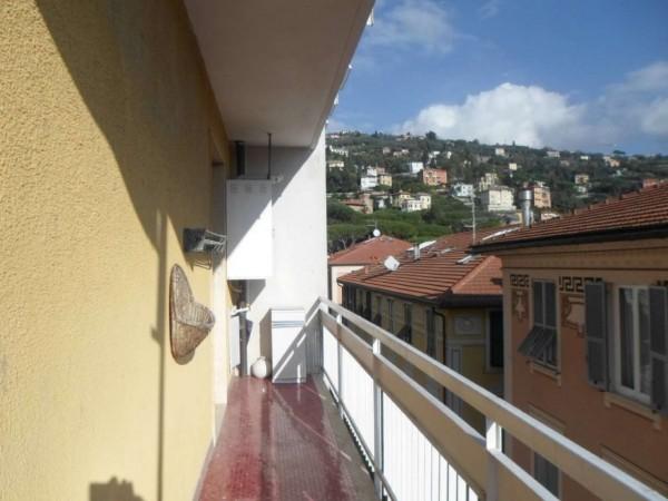 Appartamento in vendita a Santa Margherita Ligure, Centro, 100 mq