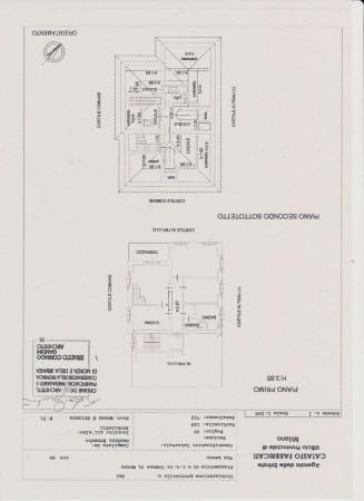 Rustico/Casale in vendita a Monza, 180 mq - Foto 3