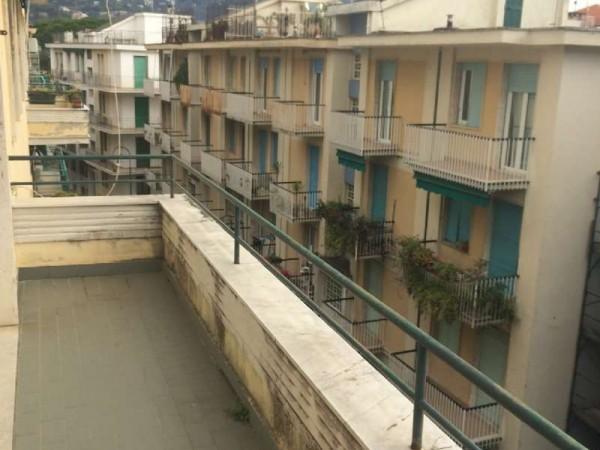 Appartamento in vendita a Rapallo, Porto Turistico, 80 mq - Foto 1