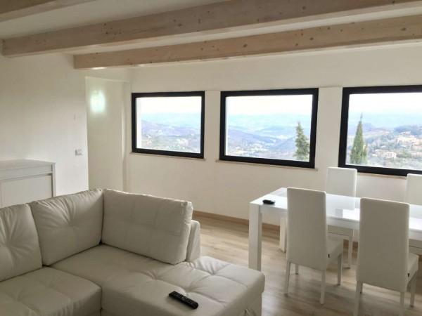 Appartamento in affitto a Perugia, Corso Garibaldi, Arredato, 40 mq