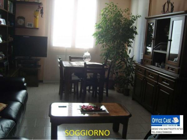 Appartamento in vendita a Nova Milanese, Con giardino, 110 mq - Foto 11