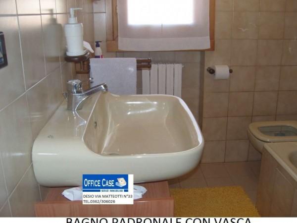 Appartamento in vendita a Nova Milanese, Con giardino, 110 mq - Foto 7