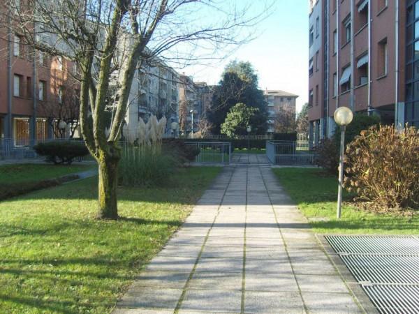 Appartamento in vendita a Nova Milanese, Con giardino, 110 mq