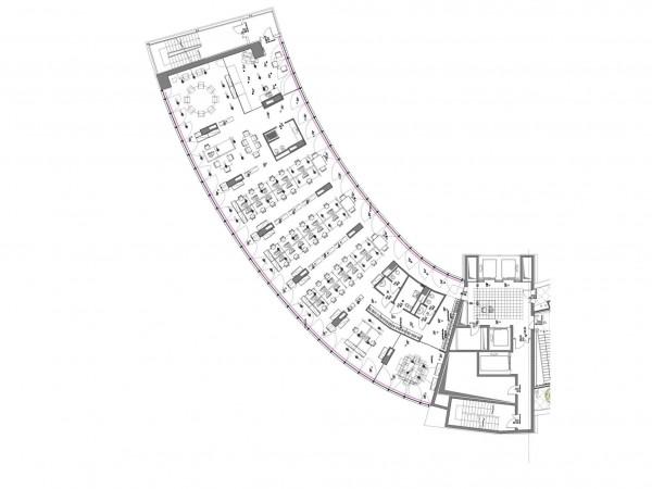Ufficio in vendita a Milano, Portello / Accursio, 600 mq - Foto 22