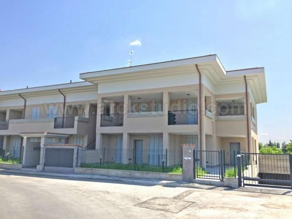 Appartamento in vendita a Inzago, Naviglio, 130 mq - Foto 4