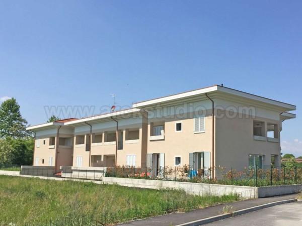 Appartamento in vendita a Inzago, Naviglio, 130 mq - Foto 3