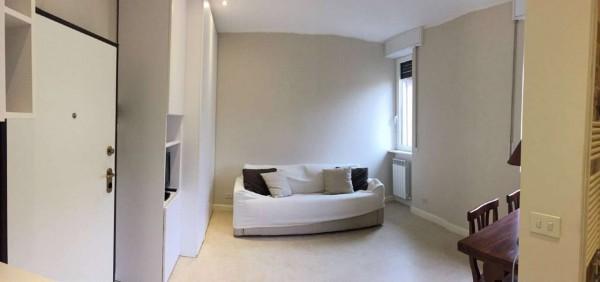 Appartamento in vendita a Milano, Gran Sasso, Arredato, 30 mq - Foto 5