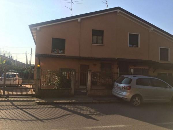 Villa in vendita a Brescia, Chiesanuova, 140 mq