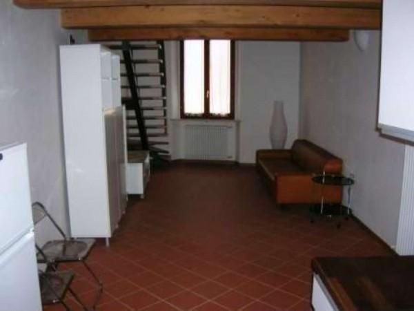 Appartamento in affitto a Cesena, Centro Storico, Arredato, 55 mq