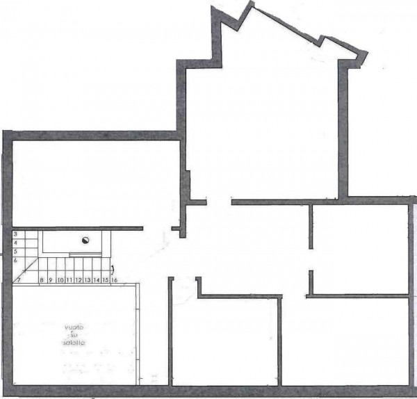 Appartamento in vendita a Cesena, Centro Città, 200 mq - Foto 2