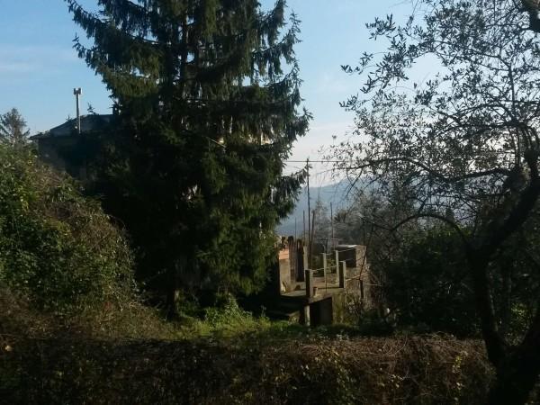 Rustico/Casale in vendita a Rapallo, S. Andrea Di Foggia, Con giardino, 170 mq