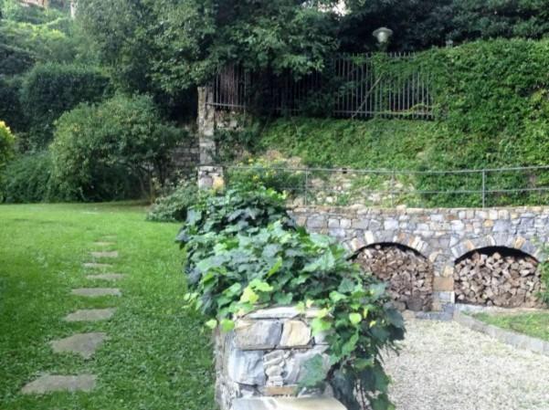 Villa in vendita a Santa Margherita Ligure, Mare Passeggiata, Arredato, con giardino, 170 mq - Foto 25