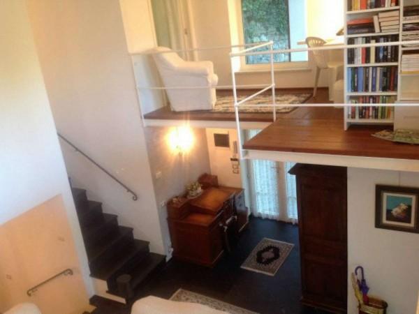 Villa in vendita a Santa Margherita Ligure, Mare Passeggiata, Arredato, con giardino, 170 mq - Foto 20