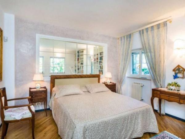 Villa in vendita a Santa Margherita Ligure, Mare Passeggiata, Arredato, con giardino, 170 mq - Foto 13