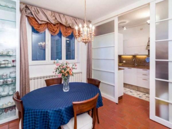Villa in vendita a Santa Margherita Ligure, Mare Passeggiata, Arredato, con giardino, 170 mq - Foto 24