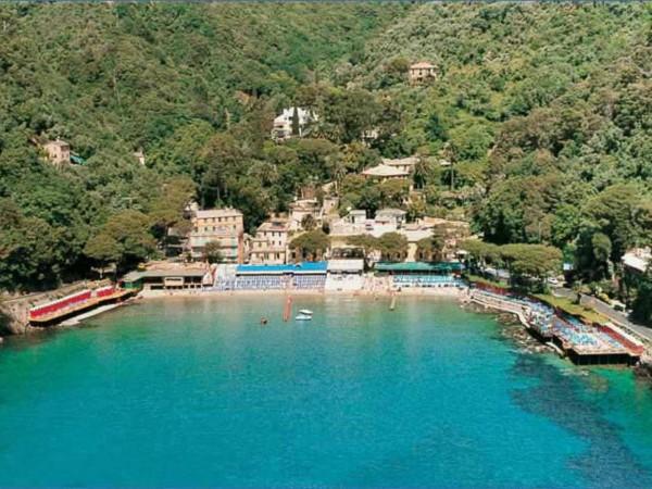 Villa in vendita a Santa Margherita Ligure, Mare Passeggiata, Arredato, con giardino, 170 mq - Foto 4