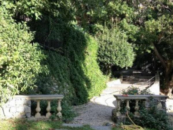 Villa in vendita a Santa Margherita Ligure, Mare Passeggiata, Arredato, con giardino, 170 mq - Foto 15