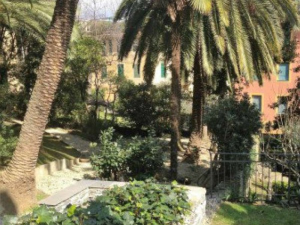 Villa in vendita a Santa Margherita Ligure, Mare Passeggiata, Arredato, con giardino, 170 mq - Foto 17
