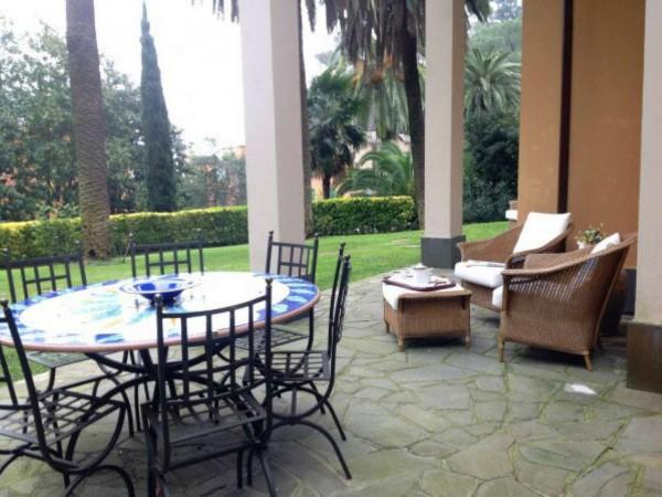Villa in vendita a Santa Margherita Ligure, Mare Passeggiata, Arredato, con giardino, 170 mq - Foto 18