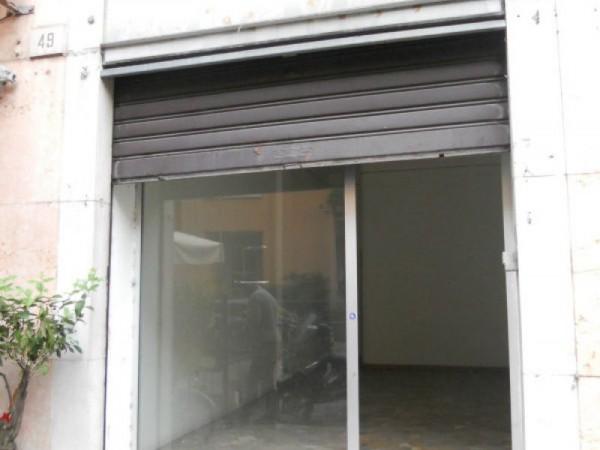 Negozio in affitto a Brescia, Corcefissa, 35 mq