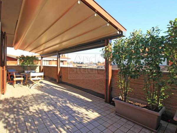 Appartamento in vendita a Cassano d'Adda, Con giardino, 136 mq - Foto 15