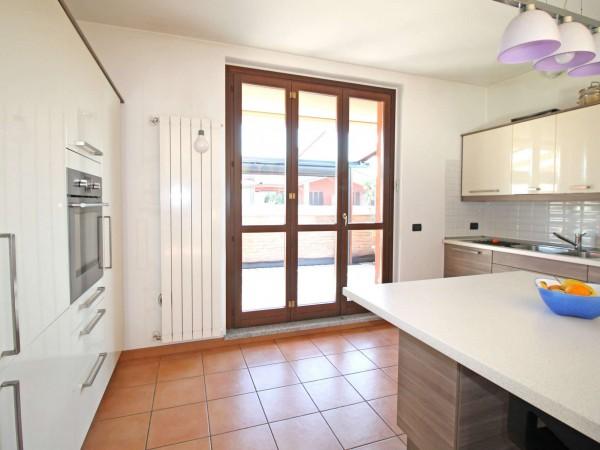 Appartamento in vendita a Cassano d'Adda, Con giardino, 136 mq - Foto 11